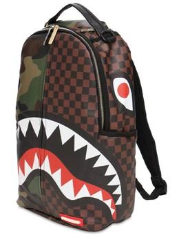 Рюкзак Check & Camo Sprayground 73IY0Y006-Q0FNTw2