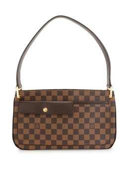 Louis Vuitton сумка на плечо Damier Ebène Aubagne pre-owned N51129