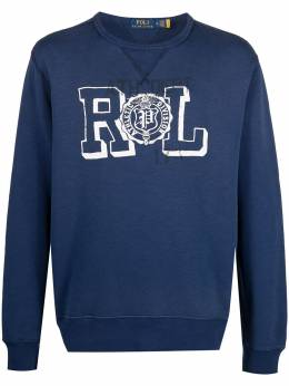 Polo Ralph Lauren толстовка с круглым вырезом и логотипом 710823539