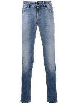 Pt05 узкие джинсы с эффектом потертости C5DJ05Z30BASCA35