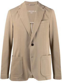 Circolo 1901 однобортный пиджак CN2938
