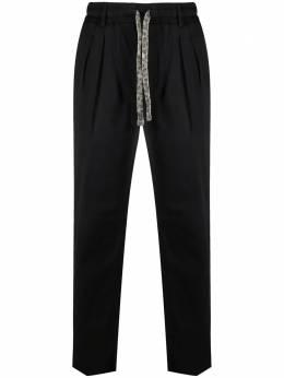 Gabriele Pasini прямые брюки с кулиской G17159GP17400