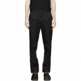 Engineered Garments Black Andover Trousers 21S1F001