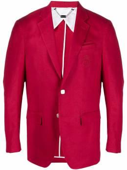 Billionaire однобортный пиджак с заостренными лацканами IAACMRF1372BTE004N