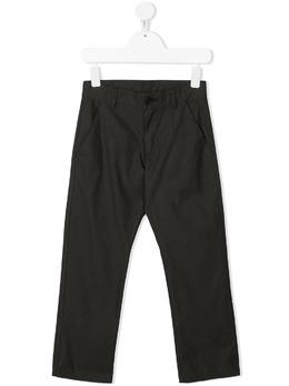 Douuod Kids прямые брюки средней посадки PA500300