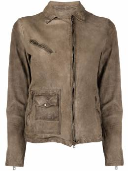 Salvatore Santoro куртка на молнии 40009
