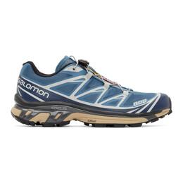 Salomon Blue XT-6 Advanced Sneakers 413949