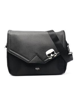 Karl Lagerfeld Kids пеленальная сумка Karlito с логотипом Z90M18