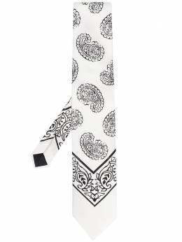 Gabriele Pasini галстук с принтом пейсли G17TIE8GP17107
