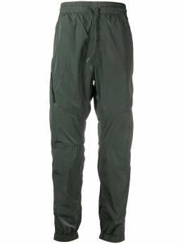 C.P. Company брюки карго с эластичным поясом 10CMPA051A005904G
