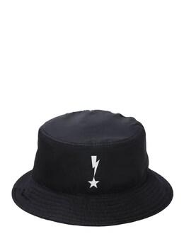 Шляпа - Панама Neil Barrett 73IOFU017-MTEw0