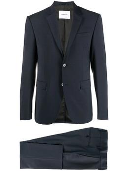 Dondup костюм-двойка с однобортным пиджаком UA011PX0062U