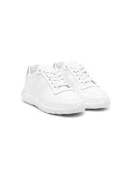 Hogan Kids кроссовки на шнуровке HXC3710C020