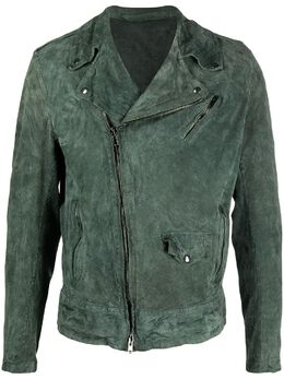 Salvatore Santoro байкерская куртка на молнии 40514
