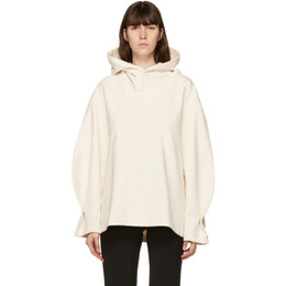 System Off-White Oversized Hoodie SY2B1-TTOT03W