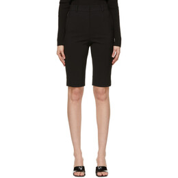 System Black Tailored Shorts SY2B1-WPCT04W