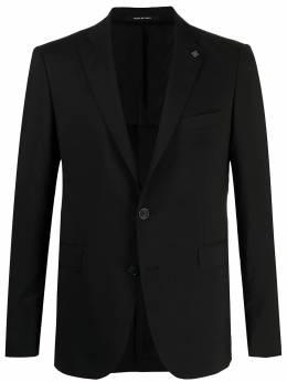 Tagliatore строгий пиджак узкого кроя 08UPZ0121XBR22B