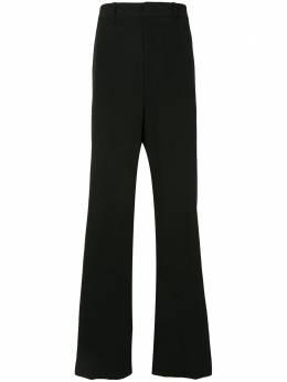 Wooyoungmi строгие брюки прямого кроя W211PT01BLACK