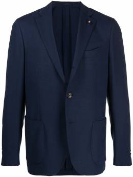 Lardini трикотажный пиджак EG528AEEGRP52595