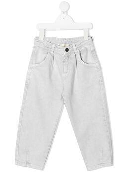 Douuod Kids узкие джинсы из вареного денима PA052520