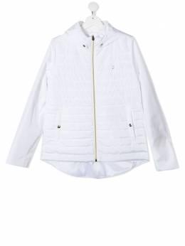 Herno Kids куртка с дутыми вставками GI0045G20045