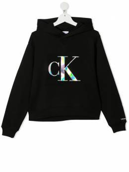 Calvin Klein Kids худи с логотипом IG0IG00987