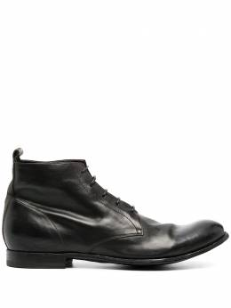 Officine Creative ботинки на шнуровке OCUSTER004STRAC2040