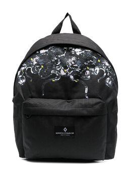 Marcelo Burlon Kids Of Milan рюкзак с абстрактным принтом SSMB95139000