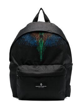 Marcelo Burlon Kids Of Milan рюкзак с принтом Wings BMB95109000
