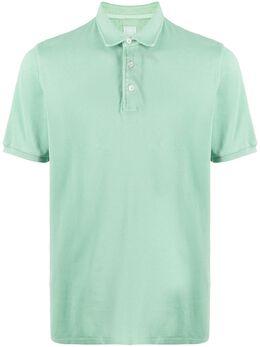 Fedeli рубашка поло из ткани пике 3UEF0102