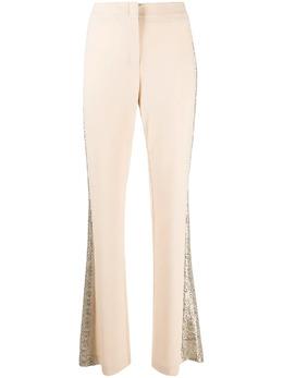 D'Exterior расклешенные брюки с пайетками 52902