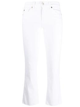 7 For All Mankind расклешенные джинсы средней посадки JSYRV50RPU
