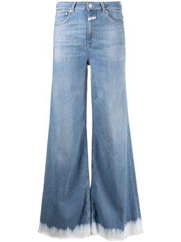 Closed расклешенные джинсы с завышенной талией C9100403P56