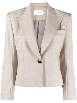 Low Classic укороченный однобортный пиджак LOW21SSBZ08OT