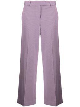 Circolo 1901 строгие брюки с завышенной талией FD1841