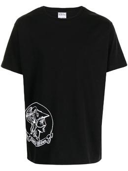 Marcelo Burlon County Of Milan футболка с логотипом CMAA075R21JER0031001