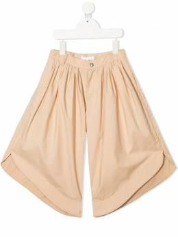 Chloe Kids брюки со складками C14658