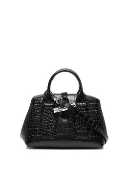 Longchamp сумка-тоут с тиснением под крокодила 10057HTS001
