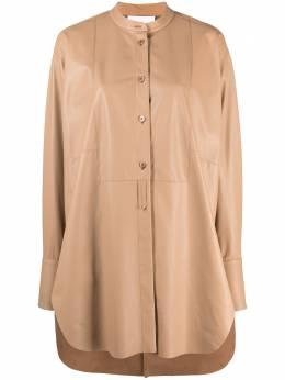 Drome рубашка свободного кроя с длинными рукавами DPDA523PD400P