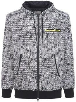 """Куртка """"fragment"""" Moncler Genius 69I3GK011-OTk50"""