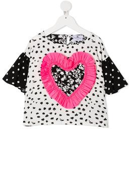 Raspberry Plum футболка с принтом T3BWSS21