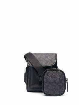Coach сумка на плечо с логотипом C2600