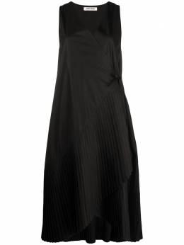Henrik Vibskov плиссированное платье Blaze SS21F321