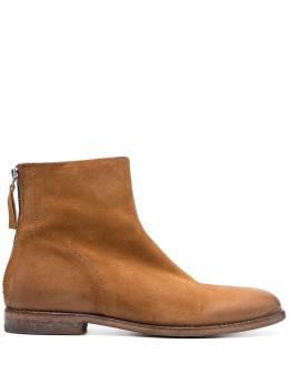 Moma ботинки на молнии 1CS024CI