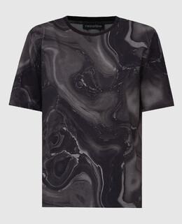 Темно-серая футболка Retrofete 2300006615283