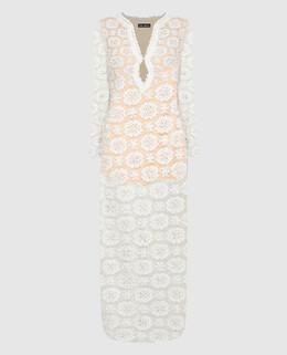Белое платье Retrofete 2300006615580