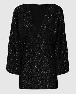 Черное платье Retrofete 2300006615214
