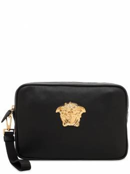 Кожаный Клатч Medusa Versace 73I25Y004-MUIwMFY1