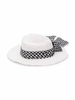 Lapin House шляпа с бантом 201E0216