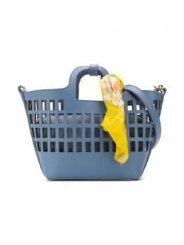 Lapin House сумка-тоут с вырезами 201E0171